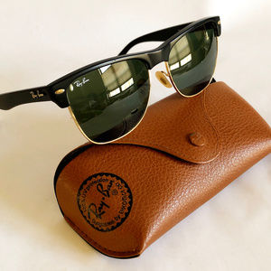 Authentic Ray-Ban Clubmaster Oversized Sunglasses